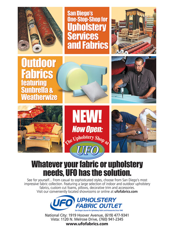 Upholstery Fabric Outlet Chula Vista Marketing