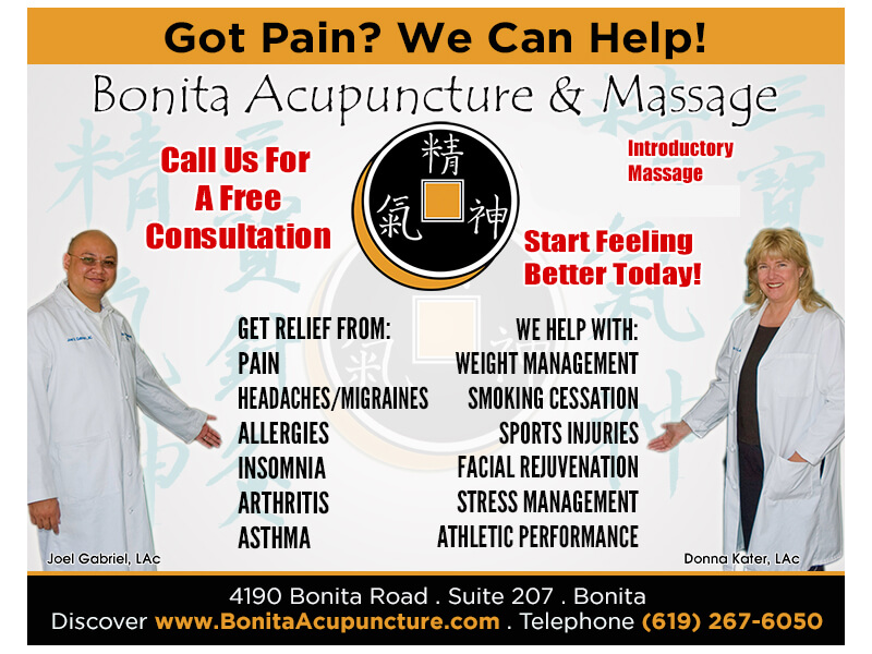 Bonita Acupuncture