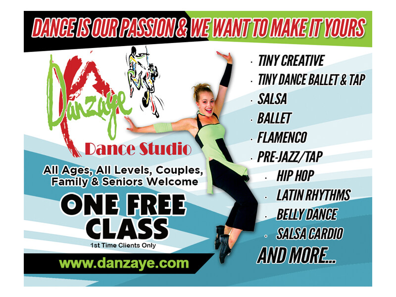 Danzaye Dance Studio
