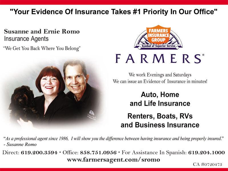 Susanne Romo - Farmers Insurance