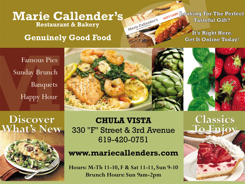 Marie Callenders Restaurant & Bakery