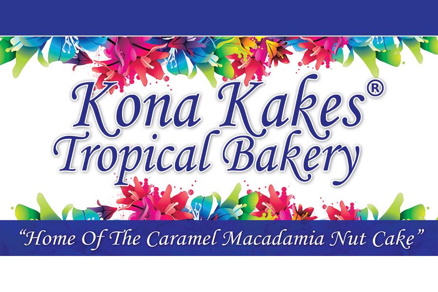 Kona Kakes - PVC Sign